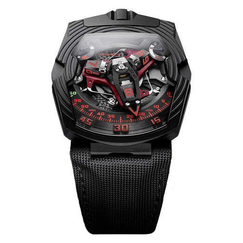 Urwerk UR-210 Royal Hawk