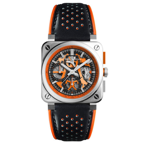 Bell & Ross BR03-94 AÉRO GT ORANGE