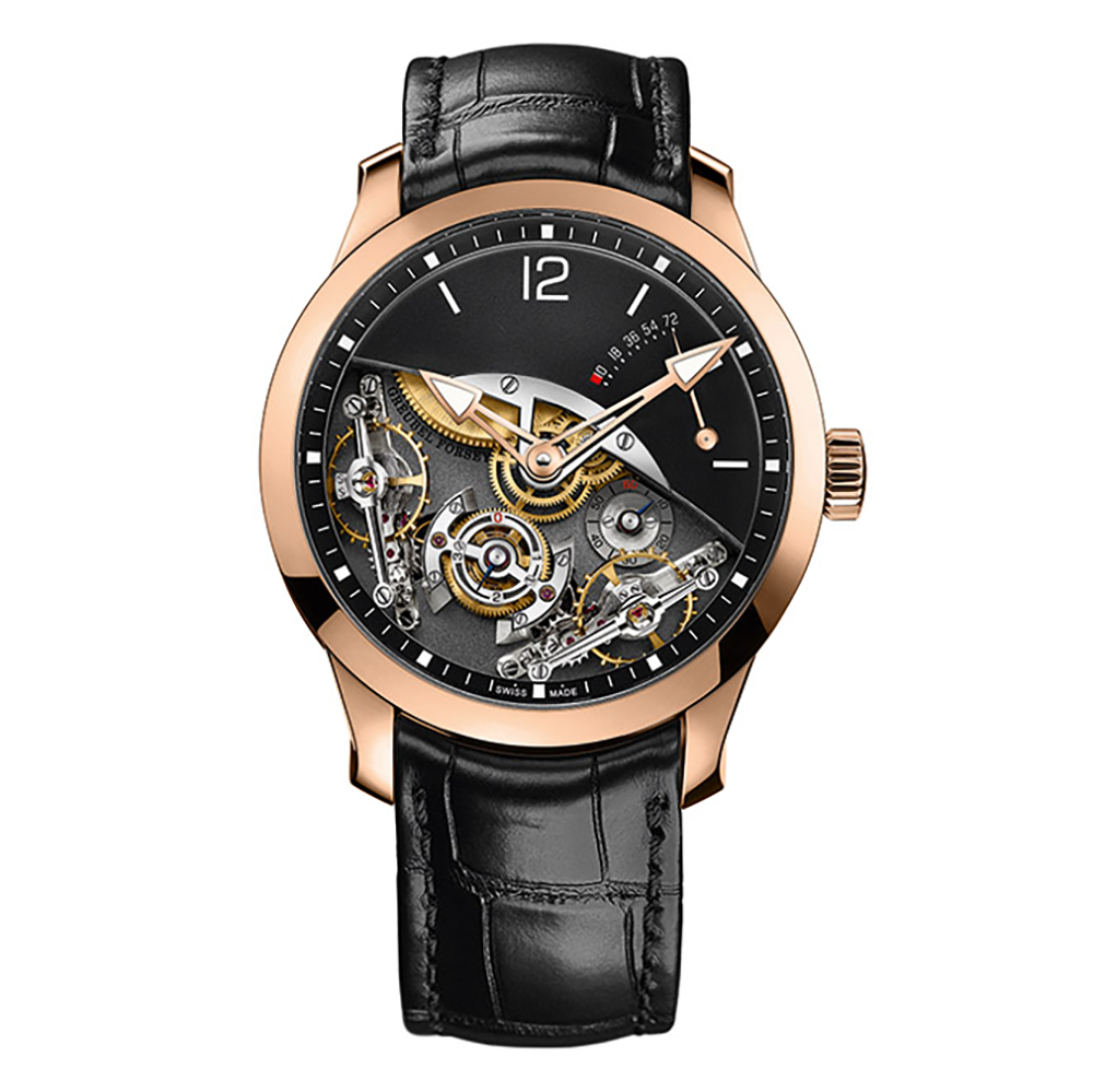 Greubel Forsey Double Balancier in Rose Gold