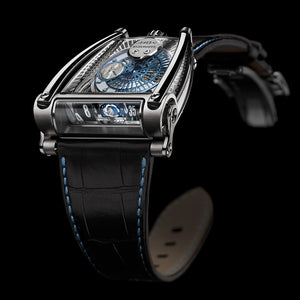 MB&F HM8 Moon Machine 2 in Black Titanium