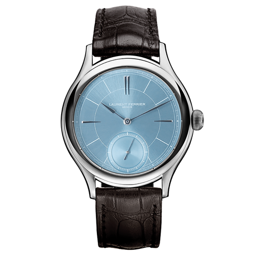 Laurent Ferrier Galet Micro-Rotor in Stainless Steel
