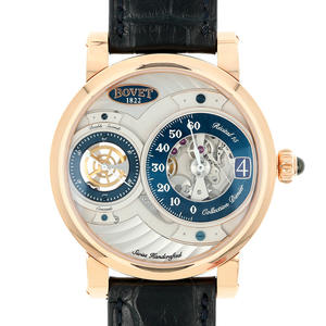 Bovet Dimier Recital in Rose Gold