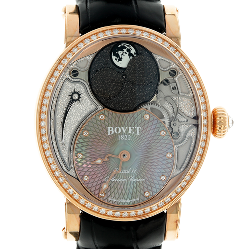 Bovet Dimier 1738 Recital 11 in Rose Gold