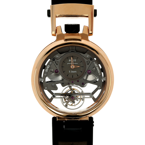 Bovet Tourbillon OttanteTre in Rose Gold