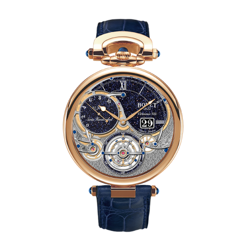 Bovet Tourbillon Virtuoso VIII in Rose Gold