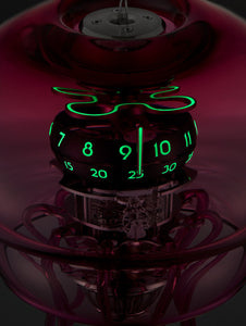 MB&F and L'Epee 1839 Medusa Green