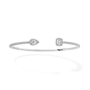 Messika My Twin Skinny Diamond Bracelet