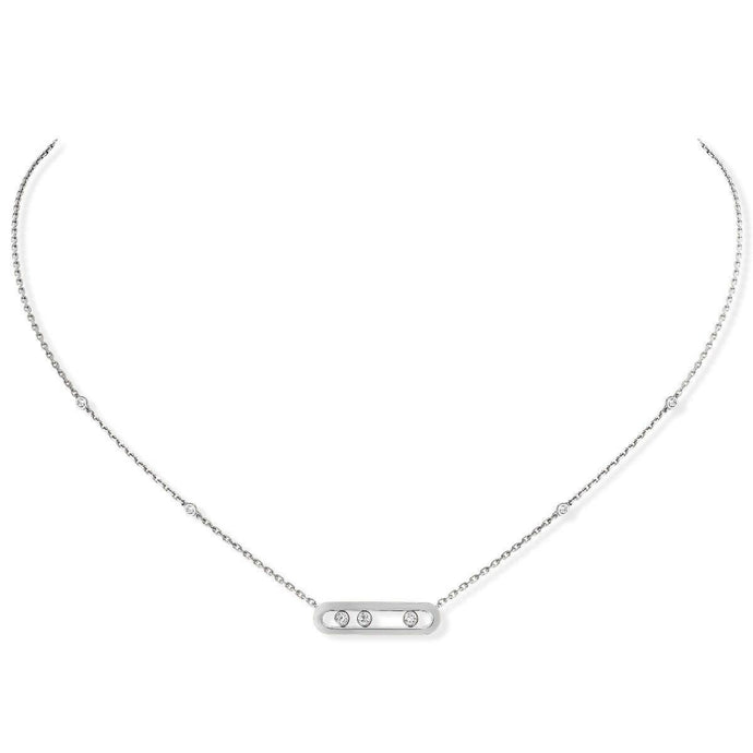 Messika Baby Move Diamond Necklace