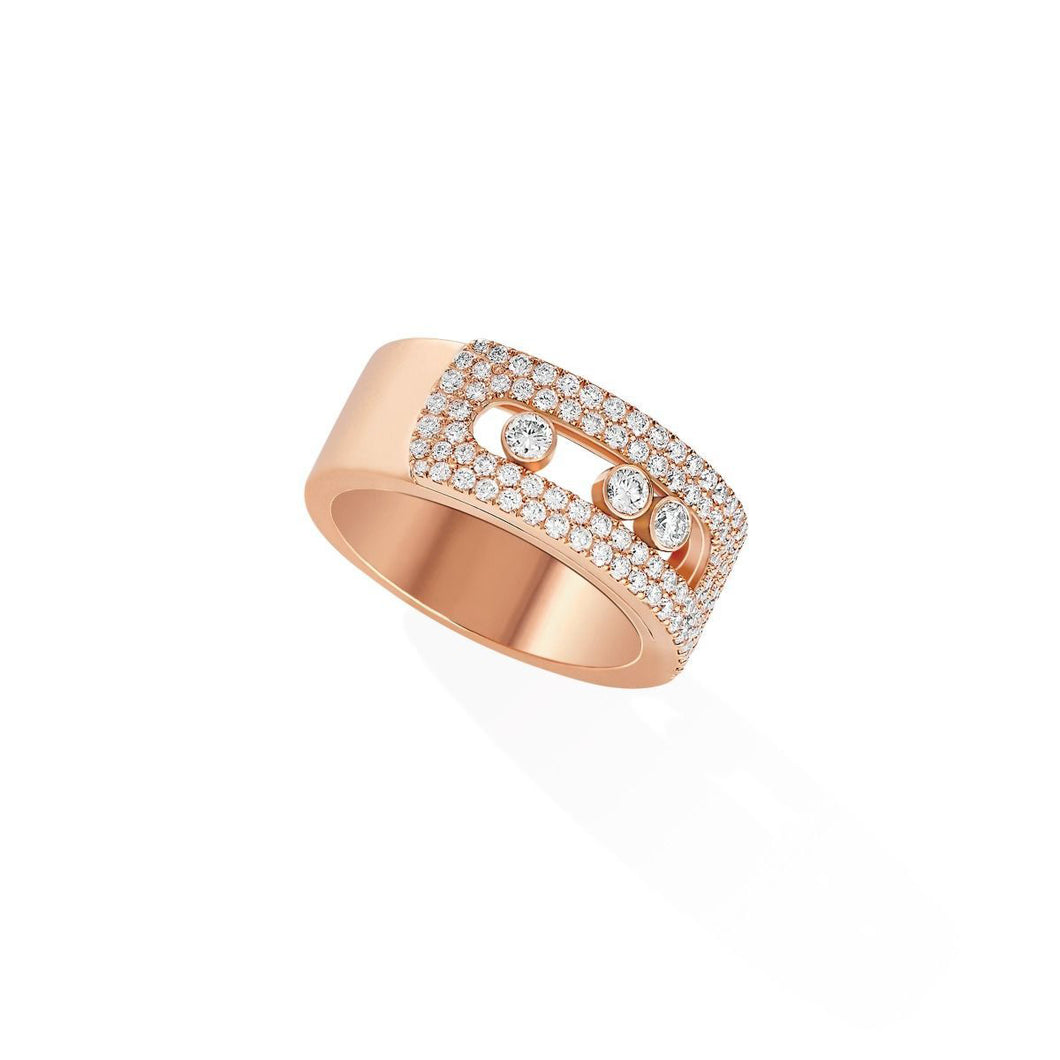 Messika Move Noa Large Diamond Ring