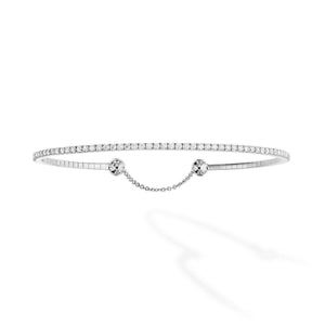 Messika Skinny Diamond Bracelet
