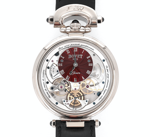 Bovet Virtuoso V in White Gold