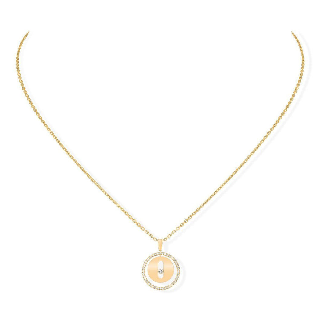 Messika Lucky Move Diamond Necklace