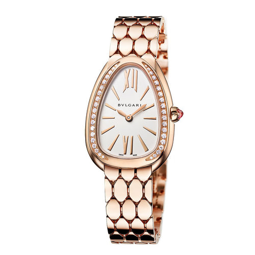 Bulgari Serpenti Seduttori 18kt Rose Gold