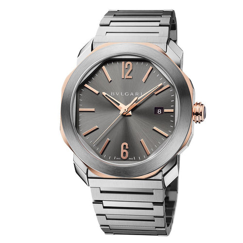 Bulgari Octo Roma Stainless Steel
