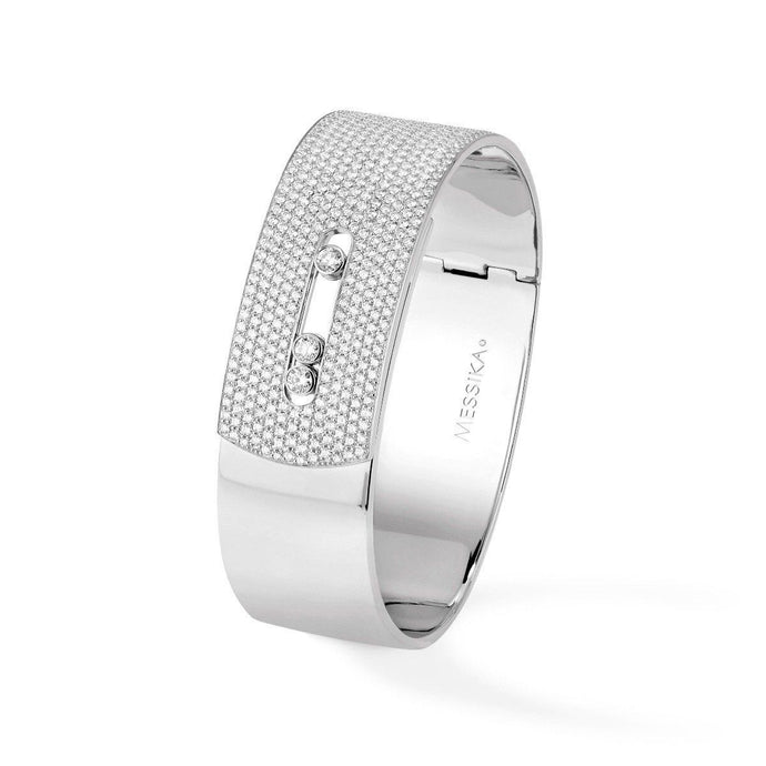 Messika Move Noa Diamond Cuff Bracelet