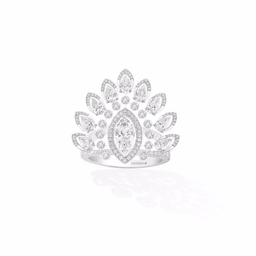 Messika Marquise Desert Bloom Diamond Ring