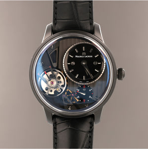 Pre-Owned Maurice LaCroix Masterpiece Gravity