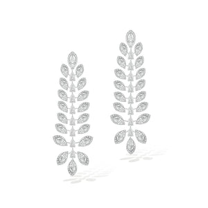 Messika Diamond Catcher Chandelier EarringsMessika Diamond Catcher Chandelier Earrings