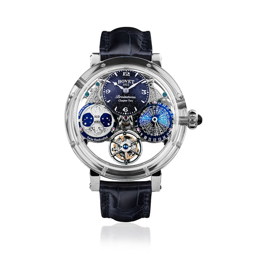 Bovet Recital 26 Brainstorm Chapter Two
