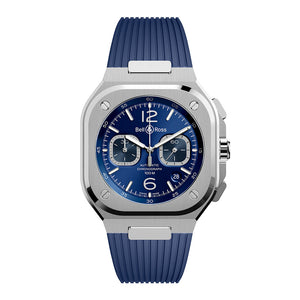 Bell & Ross BR05 CHRONO BLUE STEEL