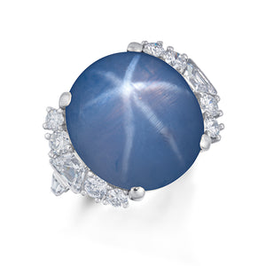 Bailey, Banks & Biddle Star Sapphire Ring