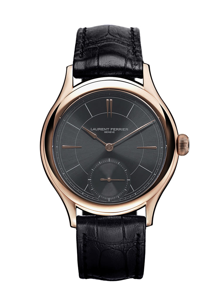 Laurent Ferrier Galet Micro-Rotor in Red Gold and Slate Dial