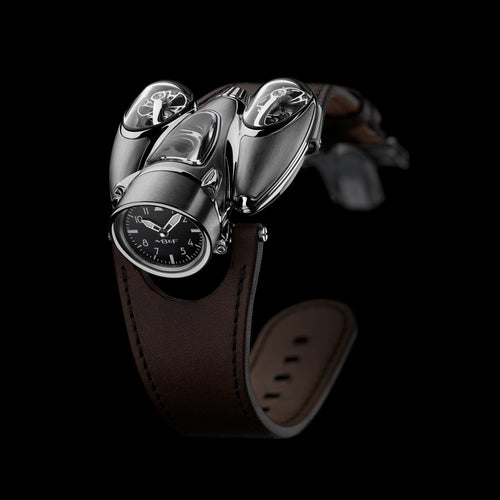 MB&F HM9 Flow Air Edition in Titanium