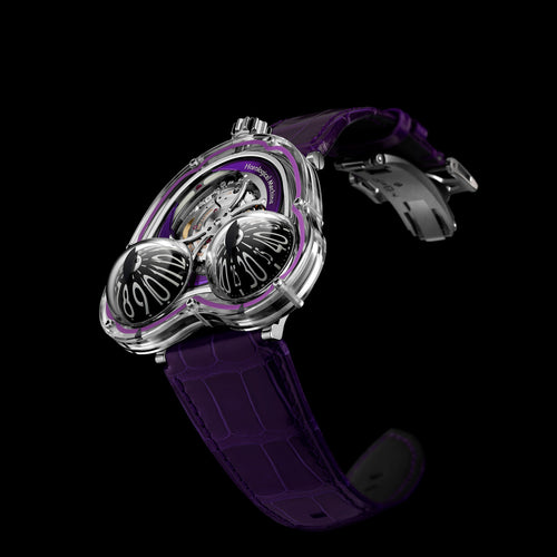 MB&F HM3 Frog X Purple