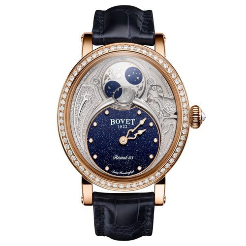 Bovet Recital 23 Miss Alexandra in Rose Gold