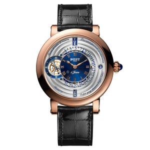Bovet Dimier Recital 21 in Rose Gold
