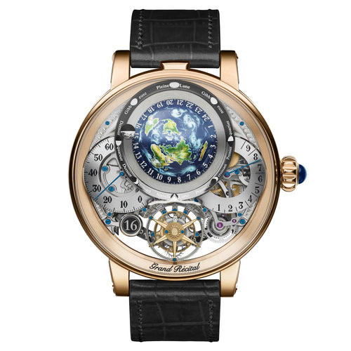 Bovet Grand Recital 22 in Rose Gold