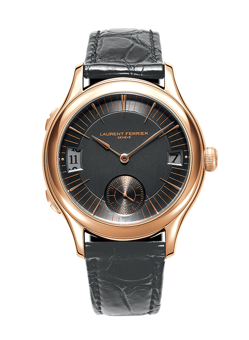 Laurent Ferrier Galet Classic Traveller in 18kt Red Gold