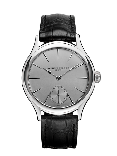 Laurent Ferrier Galet Micro-Rotor in 18kt White Gold