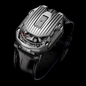 Urwerk UR105CT Streamliner Iron