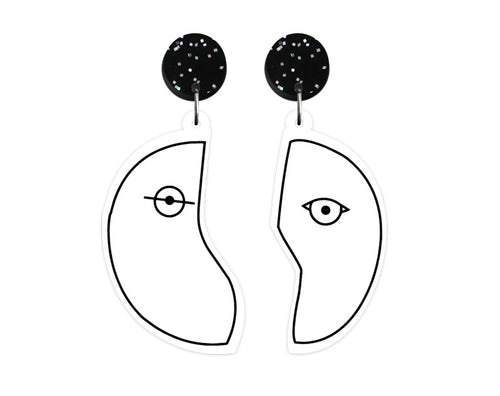 Origin of Love Earrings