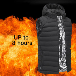 Men Heated Vest