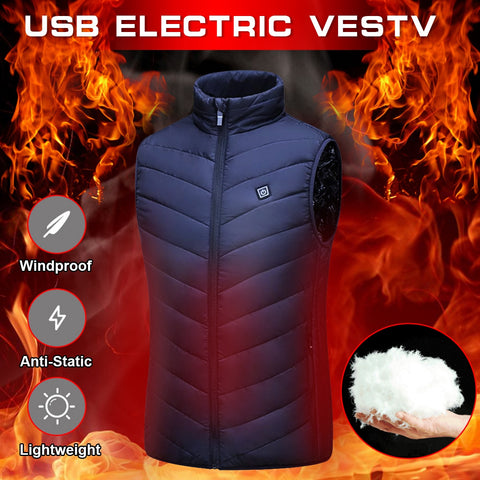 Jacket USB Heating Vest