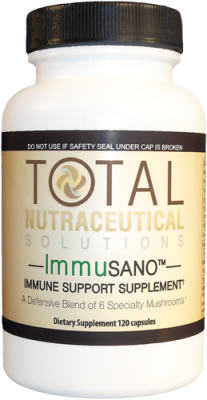 ImmunoSANO Mushroom Supplement