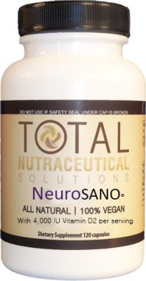 NeuroSANO Mushroom Supplement