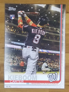 5x7 - 2019 TOPPS UPDATE ROOKIE SP SET Oversized SINGLES /49 - Use Drop Down to Select