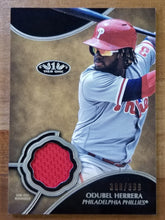 Load image into Gallery viewer, Odubel Herrera - 2019 Topps Tribute Relic #388/399 - Phillies
