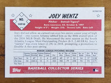 Load image into Gallery viewer, Joey Wentz - 2019 Bowman Heritage Refractor 183/199 - Tigers