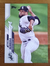 Load image into Gallery viewer, Kelvin Herrera - 2020 Topps Advanced Stats Parallel 211/300 - White Sox