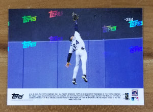 "Kyle Lewis - 2020 Topps NOW RC #264 ""The Kid"" - Mariners"