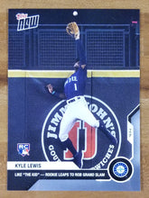 "Load image into Gallery viewer, Kyle Lewis - 2020 Topps NOW RC #264 ""The Kid"" - Mariners"