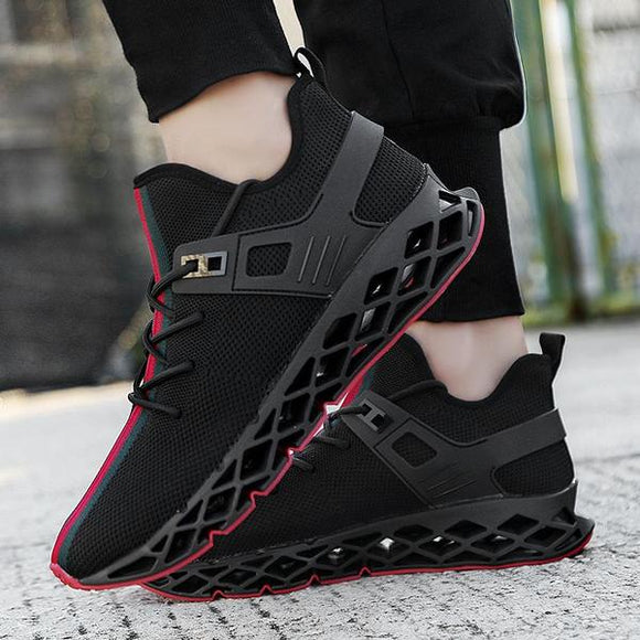 Invomall Summer Autumn Men's Outdoor Sports Sneakers