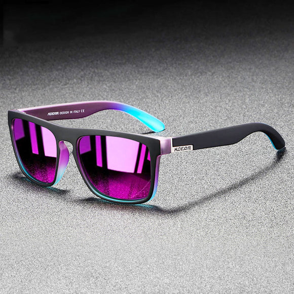 Invomall Ultralight Mirror Polarized Sunglasses