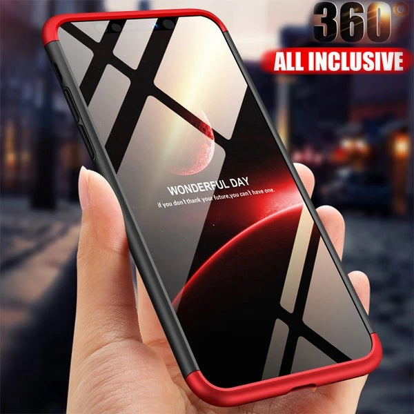 Invomall Shockproof 360 Protective Phone Case For iPhone