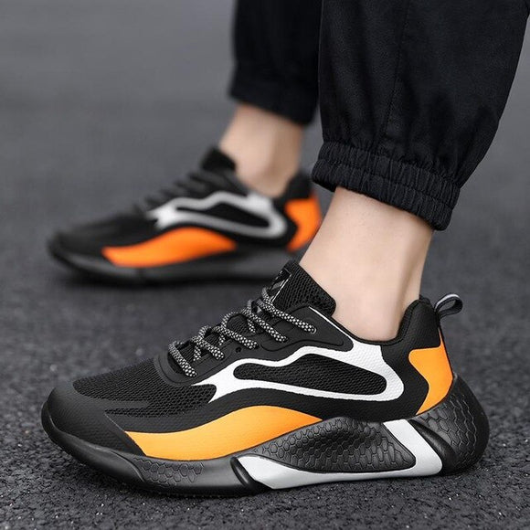 Invomall New Men's Casual Shoes Sneakers