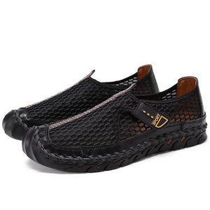 Invomall New Summer Men's Casual Shoes Soft Sandals